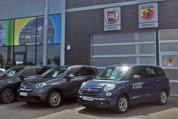 Le réseau Fiat Chrysler Automobiles accompagne la mobilité des personnes devant impérativement se déplacer