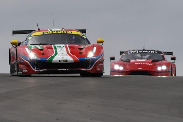 Modification du calendrier FIA WEC 2019-2020 - Ferrari - Lone Star Le Mans, 6 Hours of COTA