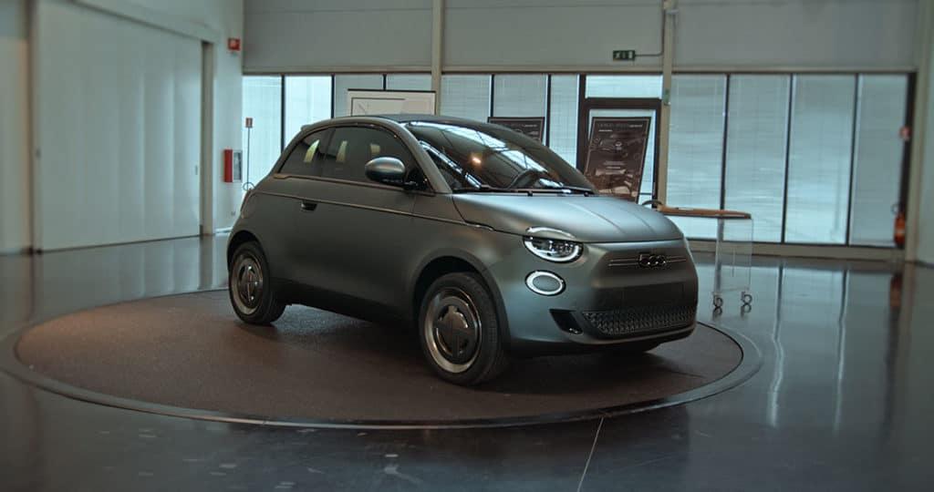 Un documentaire sur les coulisses du lancement de la nouvelle Fiat 500