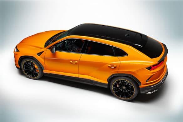 Lamborghini Urus Pearl Capsule (2020)