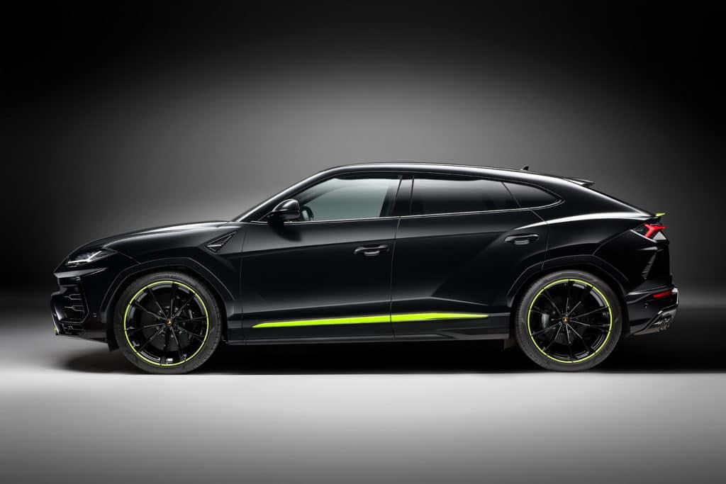 Lamborghini Urus Graphite Capsule (2020)