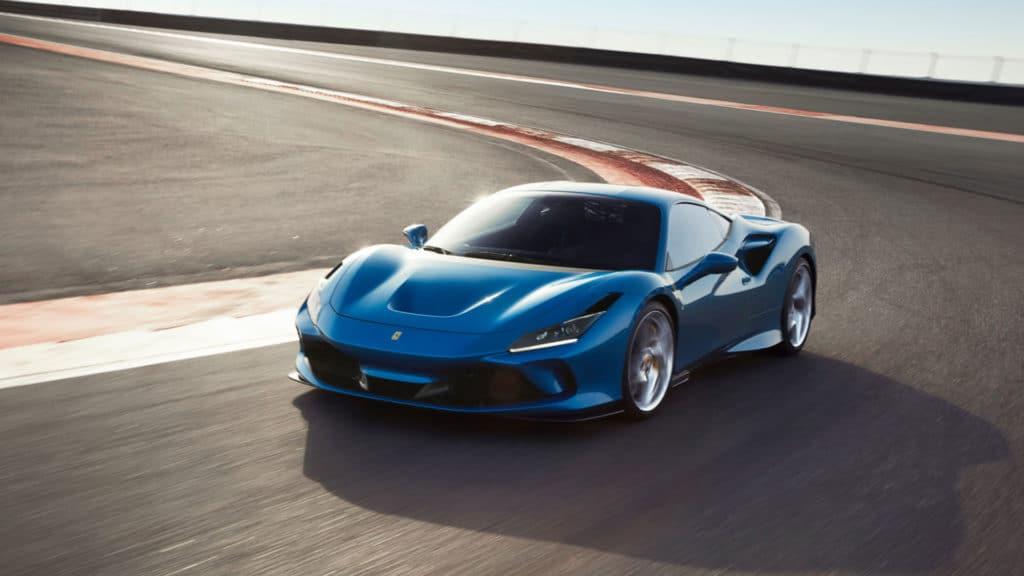 La Ferrari F8 Tributo remporte un Sport Auto Awards 2020