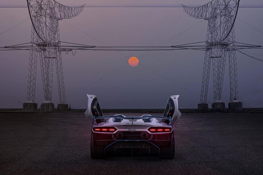 Lamborghini SC20 (2020)