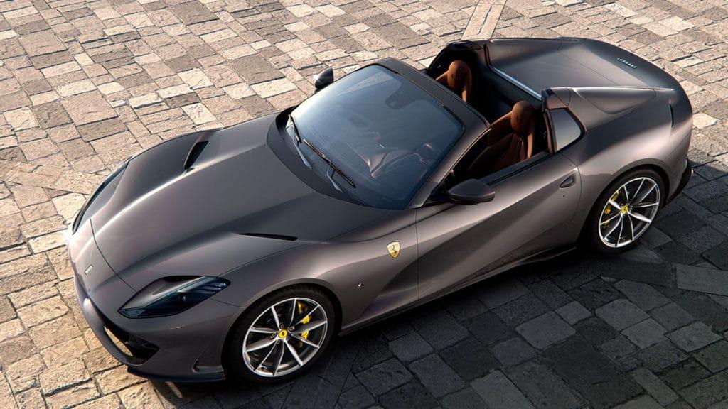 Les Ferrari 812 GTS et SF90 Stradale récompensées par Top Gear Magazine