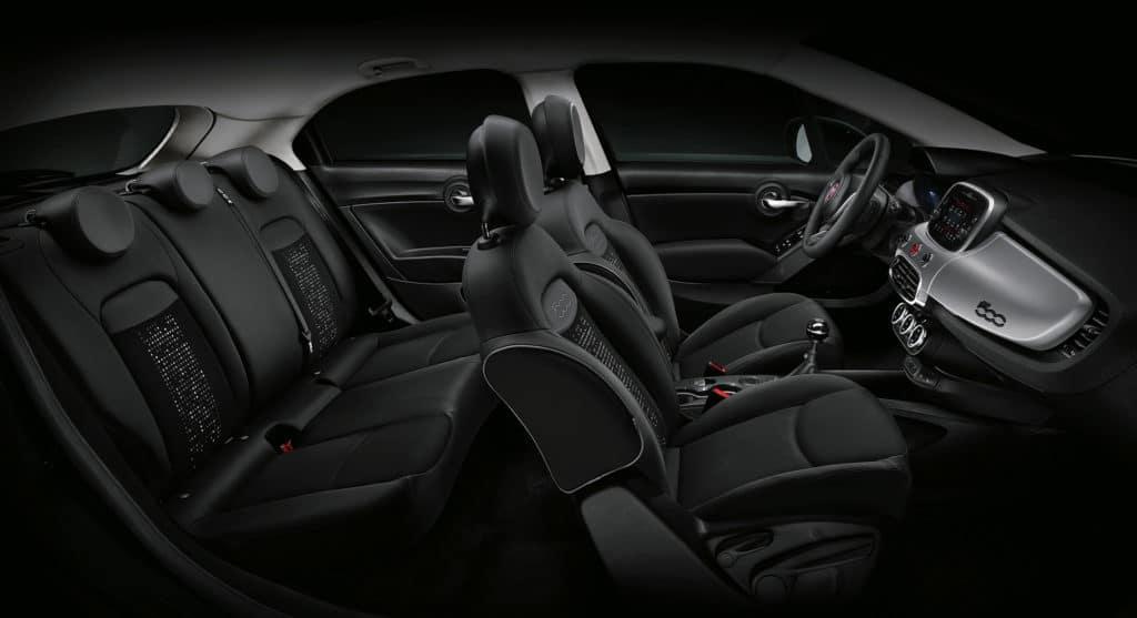 Fiat 500X Connect (2021)
