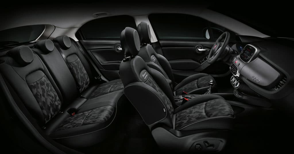 Fiat 500X Cross (2021)