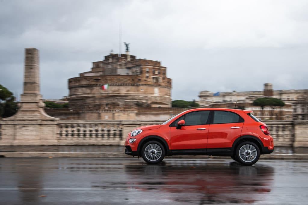 Fiat 500X Cult (2021)