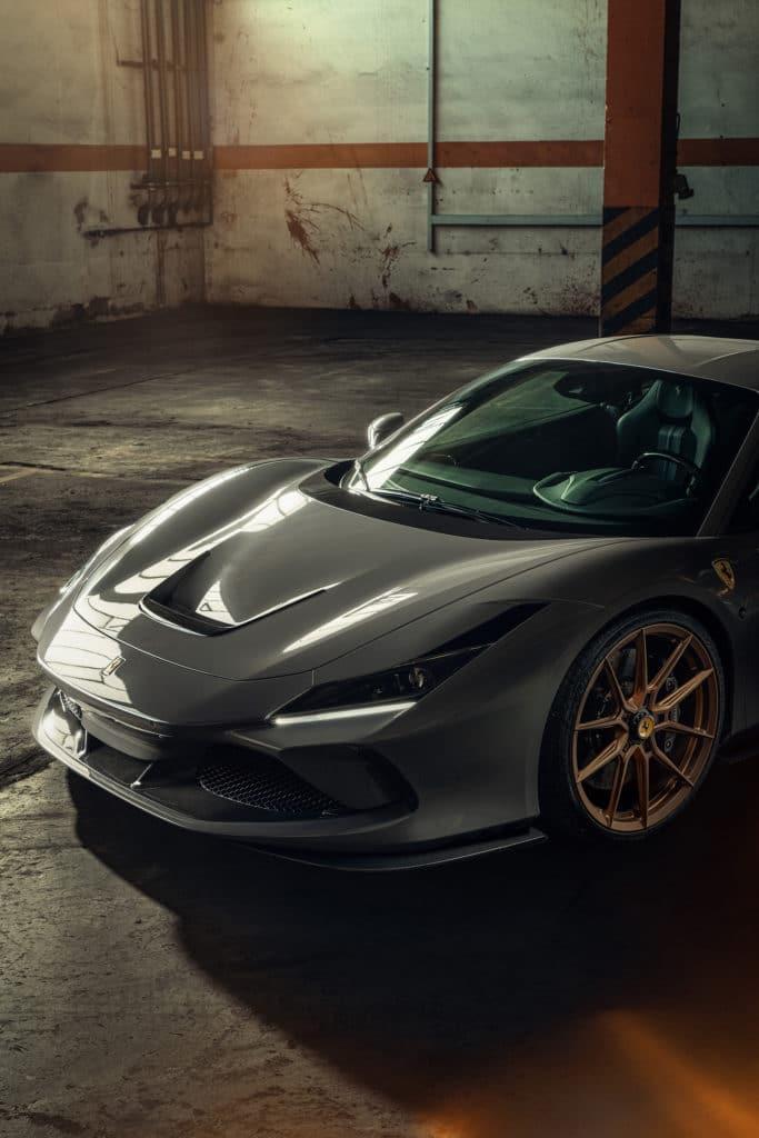 Ferrari F8 Tributo par Novitec (2021)