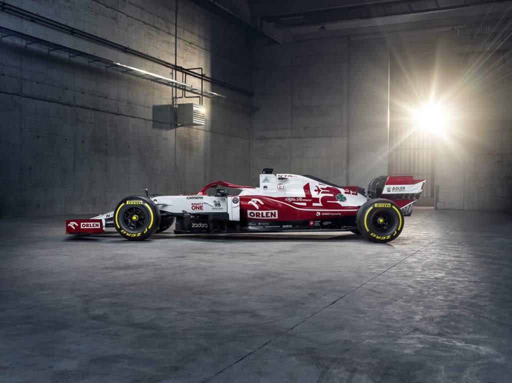 Alfa Romeo Racing ORLEN C41 (2021)
