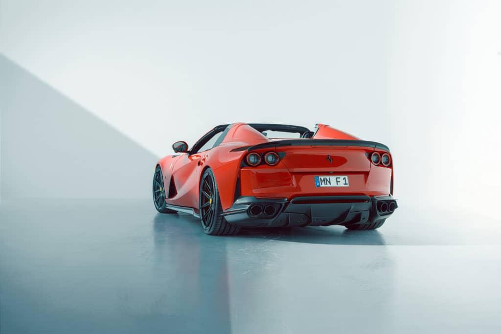 Ferrari 812 GTS par Novitec (2021)